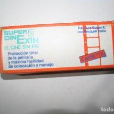 Juguetes antiguos Exin: PELICULA CINEXIN DONALD Y EL NEUMATICO ENDIABLADO . Lote 141242250