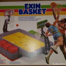 Juguetes antiguos Exin: JUEGO EXIN BASKET JUEGO DE BALONCESTO DE EXIN- NUEVO A ESTRENAR. Lote 182956583