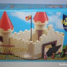 Juguetes antiguos Exin: MAXIM CASTILLOS . CASTILLO DEL REY ARTURO. Lote 142795754