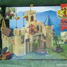 Juguetes antiguos Exin: EXIN CASTILLOS MORGANDOR POPULAR DE JUGUETES. Lote 144226290