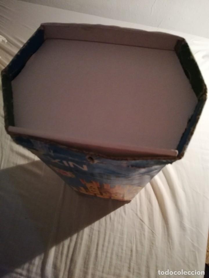Juguetes antiguos Exin: EXIN CASTILLOS 2 se vende lo que se ve en fotos, unas 580 piezas .tapa reparada - Foto 13 - 145555542