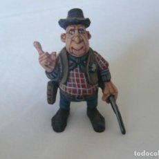 Juguetes antiguos Exin: AYUDANTE DEL SHERIFF ORIGINAL DE EXIN WEST PINTADA EN ALTA CALIDAD. Lote 148165858