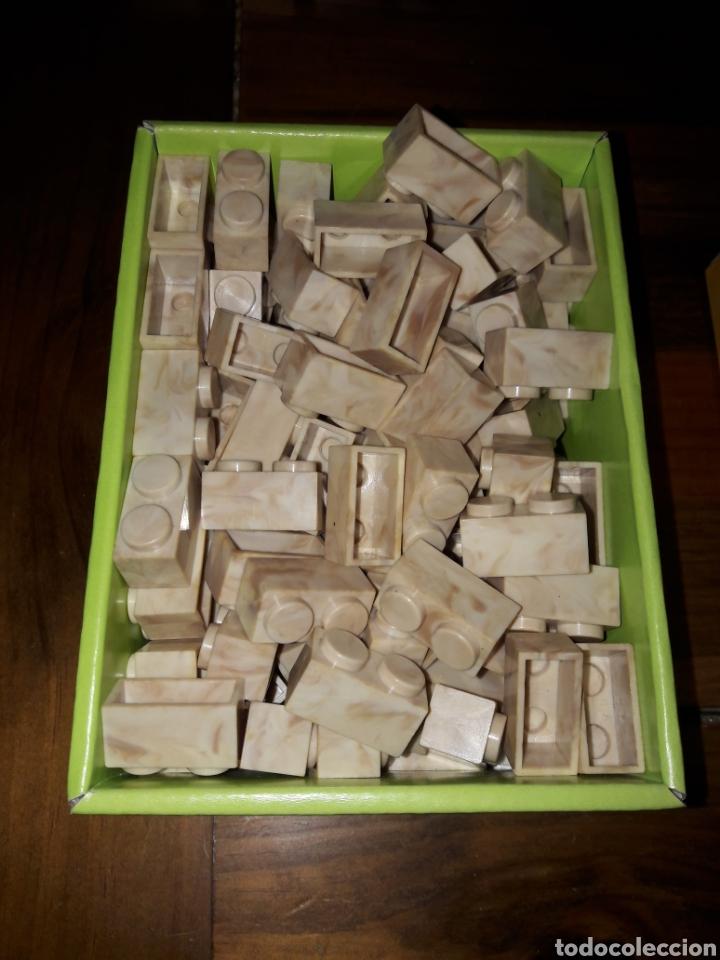 Juguetes antiguos Exin: EXIN CASTILLOS N°1 REF.201 COMPLETO Y CON PZAS.EXTRA - Foto 2 - 148300770