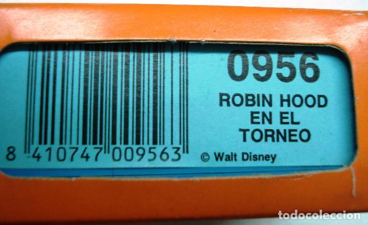 PELÍCULA SÚPER CINEXÍN 8 CASSETTE ROBIN HOOD EN EL TORNEO 0956 EN CAJA ¡NUEVA! (Juguetes - Marcas Clásicas - Exin)