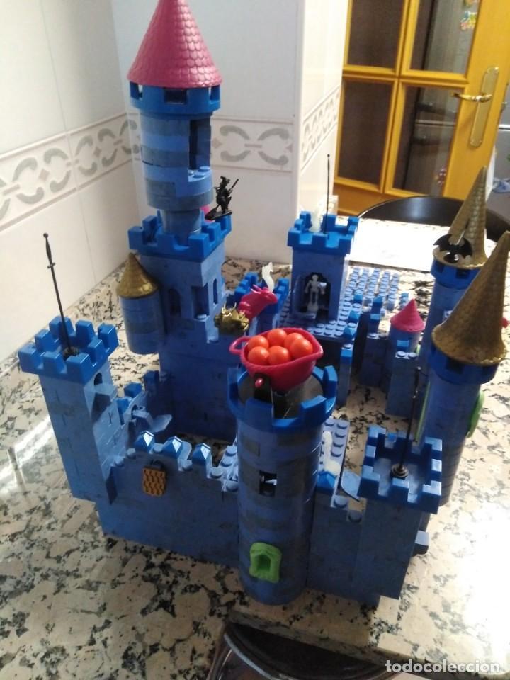 Juguetes antiguos Exin: Castillo embrujado exin - Foto 3 - 152547074