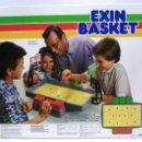 Juguetes antiguos Exin: EXIN BASKET AÑOS 80.CAJA EN PERFECTO ESTADO Y SIN ABRIR CON SU CAJA ORIGINAL DE ENVÍO.¡¡NUEVO!!. Lote 154194666