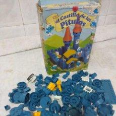 Juguetes antiguos Exin - EXIN CASTILLOS/EL CASTILLO DE LOS PITUFOS/EXIN. - 154621498