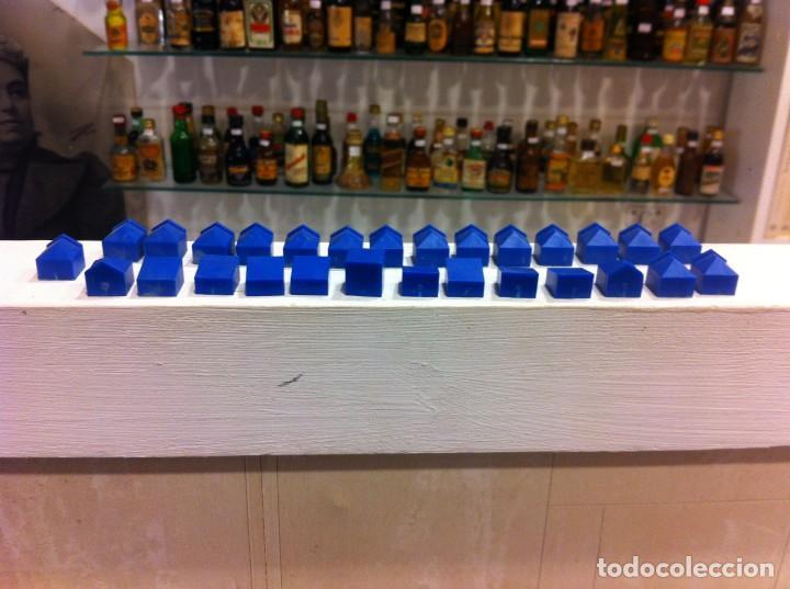 Juguetes antiguos Exin: EXIN CASTILLOS EN COLOR AZUL. MÁS DE 600 PIEZAS - Foto 18 - 154697682