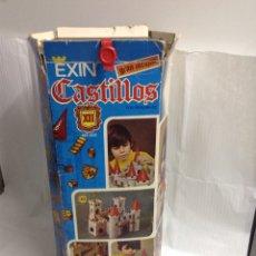 Juguetes antiguos Exin: EXIN CASTILLOS GRAN ALCÁZAR XII REF. 0212 EN SU CAJA ORIGINAL MUY DIFÍCIL DE CONSEGUIR. Lote 157872873