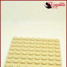 Juguetes antiguos Exin: FRAEX 71 - EXIN CASTILLOS - PLACA 8X8. Lote 159857082