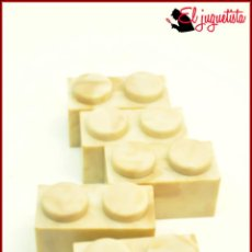 Juguetes antiguos Exin: FRAEX 142 - EXIN CASTILLOS - LADRILLO BLOQUE 1X2 X5. Lote 159894530