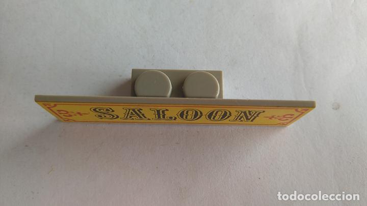 Juguetes antiguos Exin: EXIN FAR WEST CARTEL SALOON - Foto 2 - 160023110