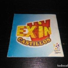 Juguetes antiguos Exin: CATALOGO EXIN CASTILLOS . Lote 160258538