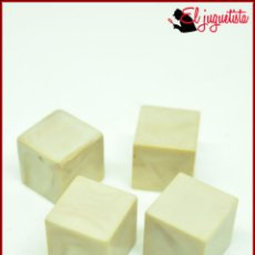 Jouets anciens Exin: PPIS 49 - EXIN CASTILLOS - LADRILLO BLOQUE LISO CUBO 1X1 X4. Lote 160568210