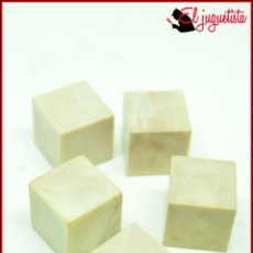 Jouets anciens Exin: PPIS 50 - EXIN CASTILLOS - LADRILLO BLOQUE LISO CUBO 1X1 X5. Lote 160568290