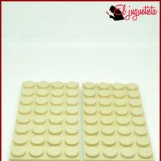 Juguetes antiguos Exin: PPIS 77 - EXIN CASTILLOS - PLACA 4X8 8X4 X2. Lote 160629350