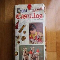Juguetes antiguos Exin: EXIN CASTILLOS GRAN ALCAZAR XII SERIE BLANCA EN CAJA. Lote 160966874