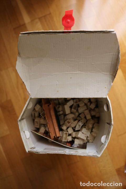 Juguetes antiguos Exin: EXIN CASTILLOS GRAN ALCAZAR XII SERIE BLANCA EN CAJA - Foto 10 - 160966874