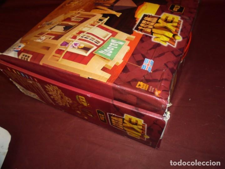 Juguetes antiguos Exin: magnifica caja de exin west el paso - Foto 2 - 165349918