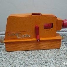 Juguetes antiguos Exin: PROYECTOR DE CINE SUPER CINEXIN . Lote 166529014