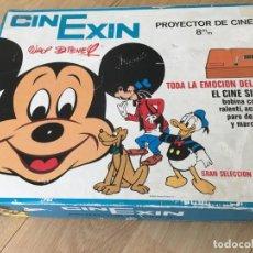 Juguetes antiguos Exin: CINEXIN 8MM.. Lote 167529412