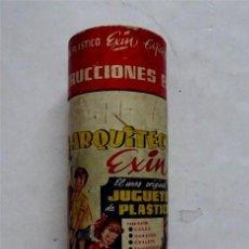 Brinquedos antigos Exin: JUEGO DE ARQUITECTURA EXIN. Lote 168175404