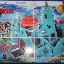 Juguetes antiguos Exin: THE LEGEND OF ZELDA - EXIN CASTILLOS - POPULAR DE JUGUETES (2001) ¡PRECINTADO!. Lote 168318148