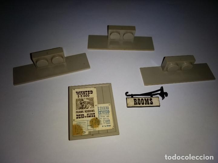 Juguetes antiguos Exin: EXIN WEST ANTIGUO ORIGINAL LOTE DE 5 CARTELES - Foto 2 - 169464860
