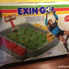 Juguetes antiguos Exin: EXIN GOL. A ESTRENAR, DE JUGUETERÍA.. Lote 179152840