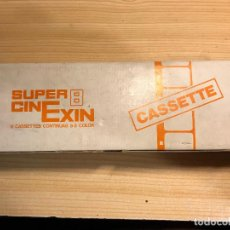 Juguetes antiguos Exin: SUPER CINEXIN LOTE DE 6 PELÍCULAS.. Lote 170457064