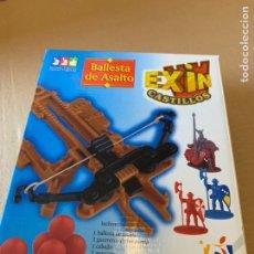 Juguetes antiguos Exin: EXIN CASTILLOS BALLESTA DE ASALTO. Lote 170940645
