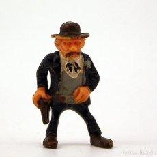 Juguetes antiguos Exin: EXIN WEST - FIGURA DEL SHERIFF - MUÑECO OESTE PERSONAJE FAR WEST. Lote 171859187