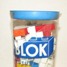 Juguetes antiguos Exin: EXIN BLOK ARQUITECTURA EN CAJA MODELO A - REF. 104 . Lote 172077010