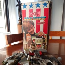Juguetes antiguos Exin: EXIN FAR WEST, SALÓN DEL OESTE, CAJA ORIGINAL, VED FOTOS. Lote 172373693