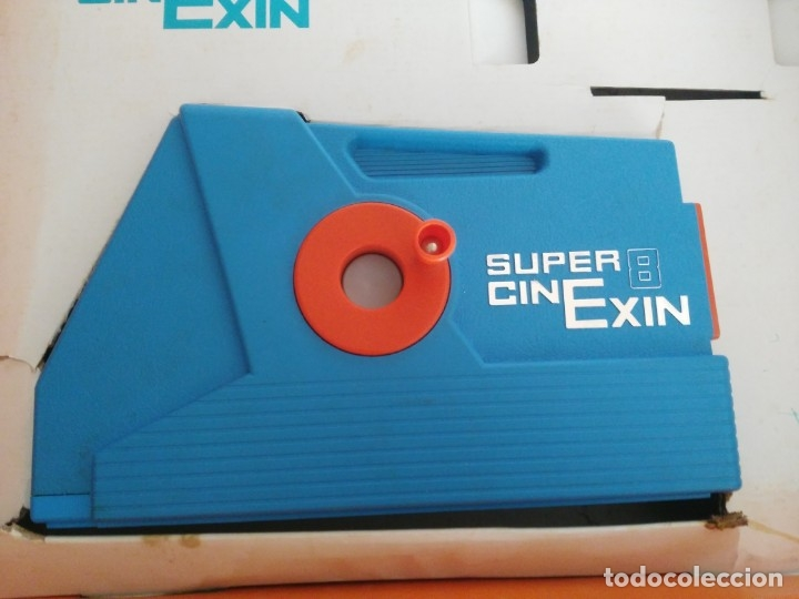 Juguetes antiguos Exin: cinexin - super 8 - Foto 3 - 173020913