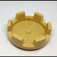 Juguetes antiguos Exin: TORRE TORREON CIRCULAR GRANDE EXIN CASTILLO POPULAR JUGUETES. Lote 173872723