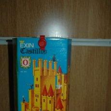 Juguetes antiguos Exin: EXIN CASTILLOS AZUL NUMERO 0 MANUAL ORIGINAL COMPLETO VER FOTOS . Lote 174207489