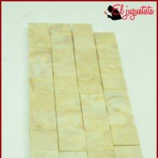 Juguetes antiguos Exin: ORTYUK - EXIN CASTILLOS - PLACA PLANA 1X1 X38. Lote 175309734
