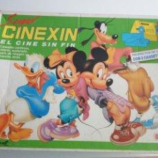 Juguetes antiguos Exin: ANTIGUO SUPER CINEXIN, DE EXIN. EN CAJA. Lote 175896818