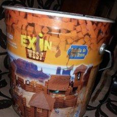 Juguetes antiguos Exin: EXIN WEST POPULAR JUGUETES. Lote 176025897