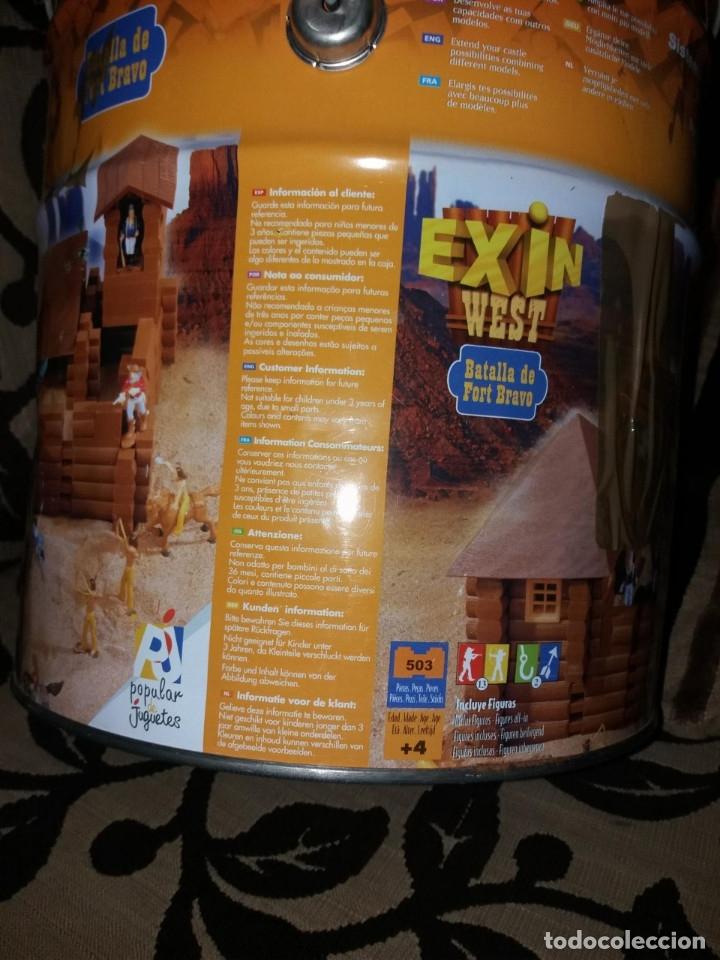Juguetes antiguos Exin: EXIN WEST POPULAR JUGUETES - Foto 3 - 176025897