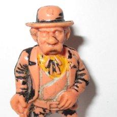 Juguetes antiguos Exin: EXIN WEST ORIGINAL FIGURA PERSONAJE OESTE, SHERIFF. Lote 176191149