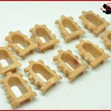 Juguetes antiguos Exin: PHIBOK - EXIN CASTILLOS - VENTANA PEQUEÑA X10. Lote 176824644