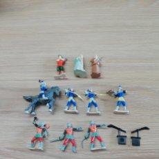 Juguetes antiguos Exin: FIGURAS EXIN CASTILLOS. Lote 177034700