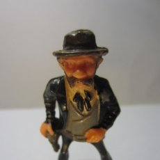Juguetes antiguos Exin: EXIN WEST OESTE FIGURA SHERIFF. Lote 179405051