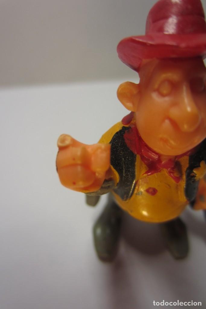Juguetes antiguos Exin: Exin West Oeste Figura Sheriff Sombrero Rojo 2 - Foto 5 - 179405250