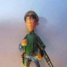 Brinquedos antigos Exin: EXIN WEST OESTE FIGURA CON ESCOPETA (DEFECTUOSA). Lote 179405327