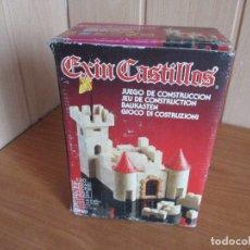 Juguetes antiguos Exin: EXIN CASTILLOS: REF. 0199 EN CAJA (COMPLETO DE PIEZAS PERO SIN INSTRUCCIONES). Lote 182860206