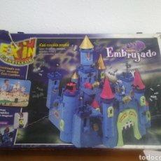 Juguetes antiguos Exin: EXIN CASTILLOS EMBRUJADO-POPULAR DE JUGUETES.. Lote 184328943