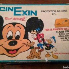Juguetes antiguos Exin: CINE EXIN, CINEXIN AÑO 1973 CON 5 PELÍCULAS. Lote 186262708
